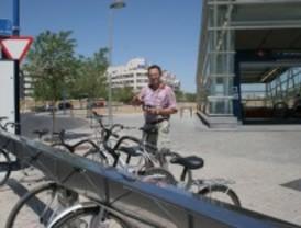 Más de 9.000 personas ya usan 'Enbici', el sistema público de alquiler de bicicletas en Leganés
