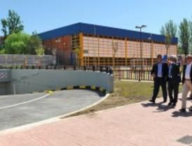 Alcorcón estrena plaza pública y zonas ajardinadas