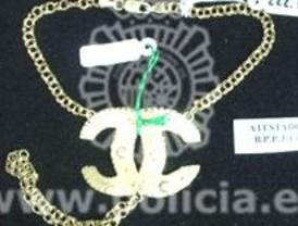 La Policía Nacional muestra en su web objetos robados y recuperados