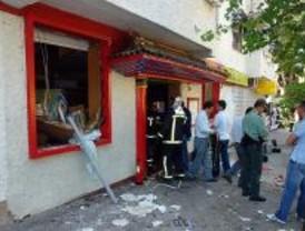 Herido leve un hombre tras la explosión de un restaurante en Villaviciosa de Odón