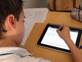 Un colegio pionero en la introducción de tabletas