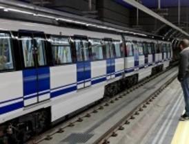 Muere un hombre arrollado por un convoy de Metro en la estación de Guzmán el Bueno