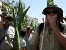 IU propone una nueva ley para 'proteger' a los agentes forestales