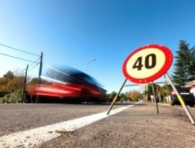 Los coches no respetan la velocidad en el 47% de vías regionales