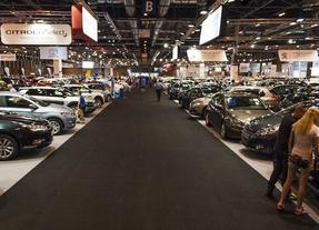 Más de 4.000 modelos en el salón del vehículo de ocasión de Ifema
