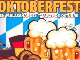 Malasaña celebra la fiesta de la cerveza
