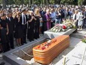 La actriz Emma Penella, enterrada en el cementerio de La Almudena