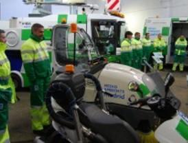 Los operarios de limpieza viaria de Madrird cobrarán sus sueldos