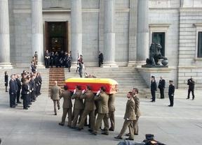 [En directo] El último adiós a Suárez, minuto a minuto