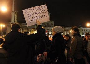14 detenidos y 11 heridos en los disturbios posteriores a la manifestación por Gamonal
