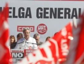 Los sindicatos estudian convocar una huelga general