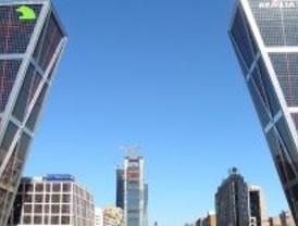 Comienzan en plaza de Castilla las obras de construcción de obelisco de Calatrava