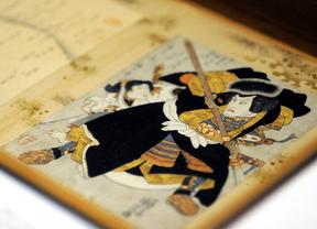 Una de las piezas de la exposición 'Japonismo'