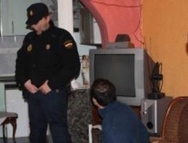 Detenidos 34 miembros de una organización especializada en desvalijar viviendas