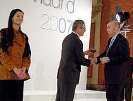 Martínez Simancas, premio Villa de Madrid de periodismo
