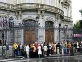 El Palacio de Linares se reencuentra con los madrileños