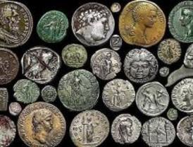 El Conde Duque expone una colección inédita de monedas africanas