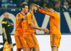 Cita de Champions, antes del clásico, en el Bernabéu