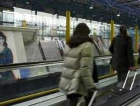 El aeropuerto de Barajas expone 'Irreales i reales', de Marisa Moreno Ruiz-Zorrilla