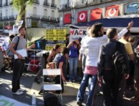 Campaña 2.0: #díadeInternet sin #acampadasol