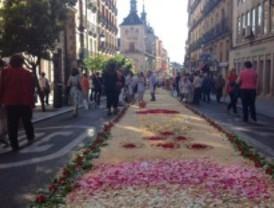 Madrid también celebra el Corpus Christi