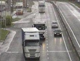 Suspendido temporalmente el paro de transportistas