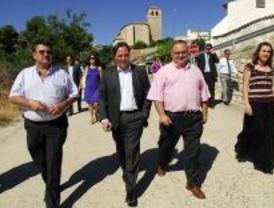 La Comunidad invierte más de 400.000 euros en mejorar Corpa