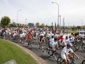 Más de 5.000 ciclistas celebran el Día de la Bicicleta en Majadahonda