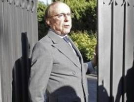 Ruiz-Mateos, detenido en su domicilio