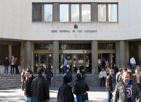 Los jueces de Madrid denuncian la