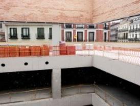 El nuevo mercado de San Antón abrirá en octubre