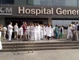 Guerra de cifras sobre el seguimiento de la huelga de médicos