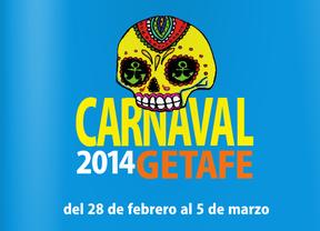 El Desfile de Murgas, actividad estrella de los carnavales de Getafe