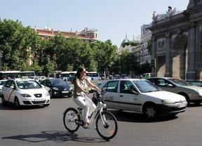 Circular en bici por Madrid: cómo conseguirlo