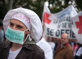 El TSJM suspende, por segunda vez, la privatización de hospitales en Madrid
