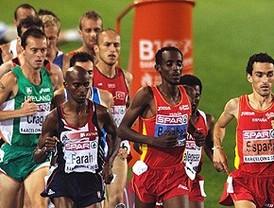 El madrileño Jesús España logra la medalla de plata en los 5.000 metros