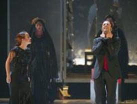 Rafael Amargo dirige a Lola Greco en 'El amor brujo' en el Teatro Alcázar
