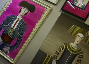 Retratos de meninas y toreros: arte y tradición por Pedro Naranjo
