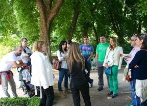 Las visitas guiadas del Jardín Botánico buscan mejorar la conciencia pública de salvaguardar la biodiversidad