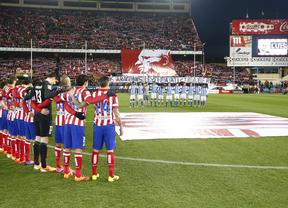 El Atlético le regala el liderato a Luis
