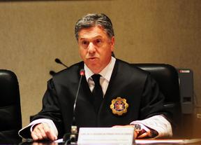 Eduardo de Porres, nuevo presidente de la Audiencia Provincial