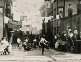 Lo mejor del documentalismo social de Lewis Hine se instala en la Fundación Mapfre
