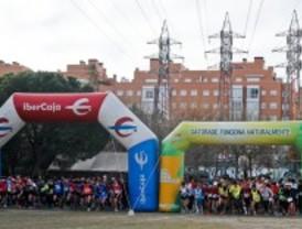 Mil corredores se dan cita este domingo en el Maratón de Campo a través Villa de Madrid