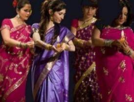 La primera 'flashmob' de Bollywood Dance, en Madrid