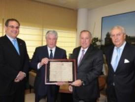 La Cámara recibe al ministro de Economía de Panamá
