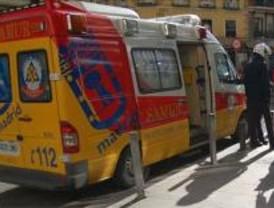 Herido grave un hombre por arma blanca en la carretera de Valdemingómez