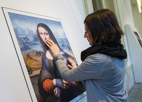 Velázquez, Da Vinci o Goya ya pueden tocarse en el Prado