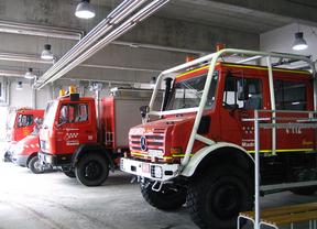 El Ayuntamiento destina 2,3 millones para llevar a cabo mejoras en parques de bomberos y en el CIFSE
