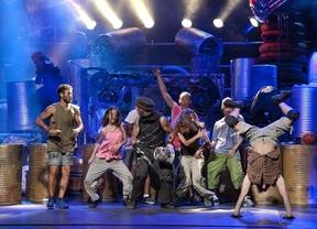 Toom-Pak: break dance y percusión en La Latina