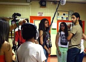 El corto '50 palillos' se estrena en San Fernando de Henares